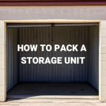 How to pack storage diagram